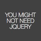 Templatki JS bez użycia jQuery