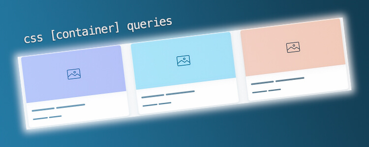 css container queries